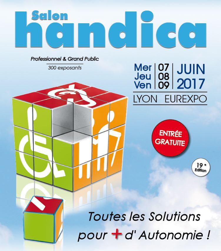 Entr e gratuite salon handica 2017 solutions pour plus de - Entree gratuite salon agriculture 2015 ...