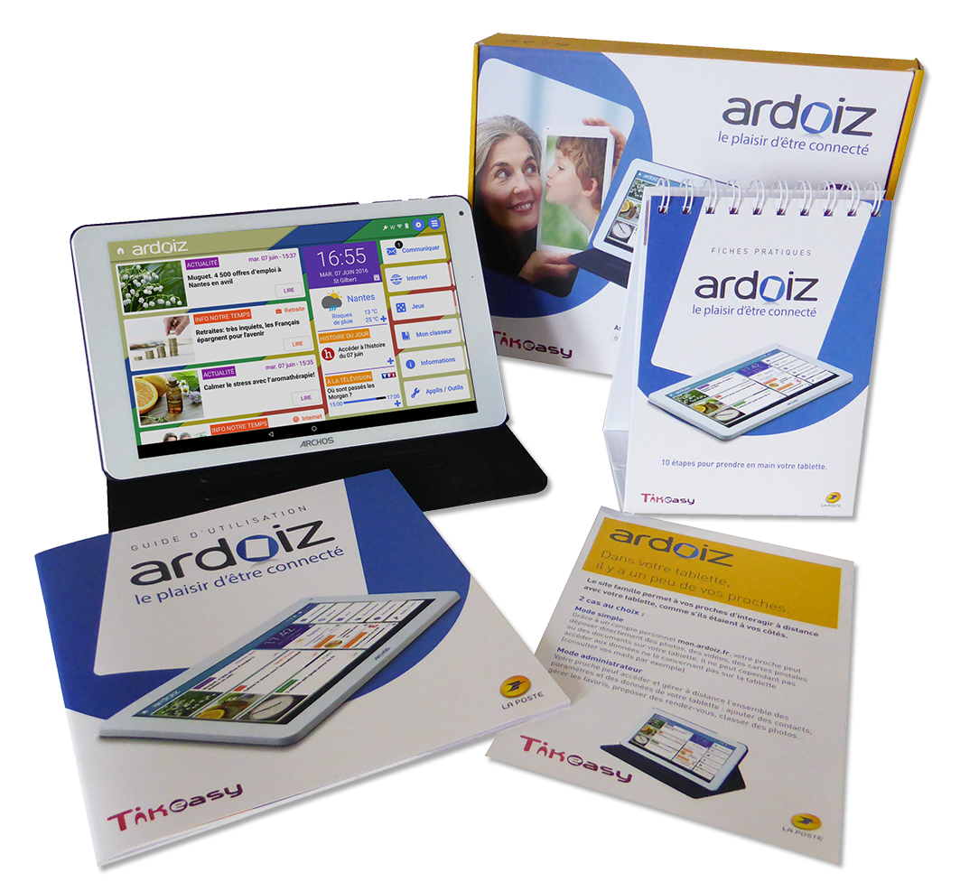 tablette ardoiz tablette senior facile