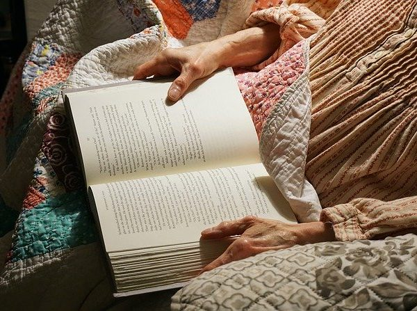 La sélection de livres pour les seniors